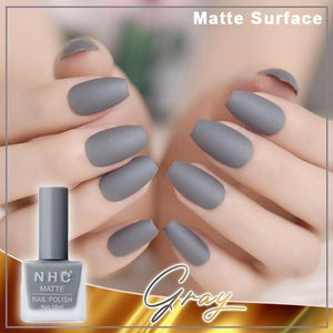 Nailtural™  Chrome & Matte Gel Effect Polish