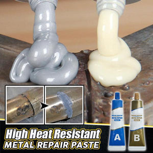 High Heat Resistant Metal Repair Paste