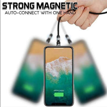 Load image into Gallery viewer, Magnetic 360° Charging Cable