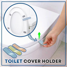 Load image into Gallery viewer, Toilet Cover Holder (set of 3)