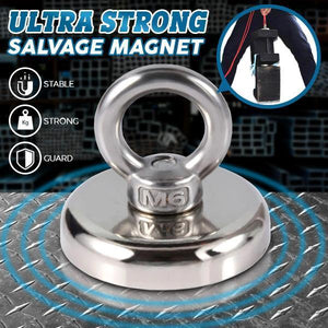 Ultra Strong Salvage Magnet