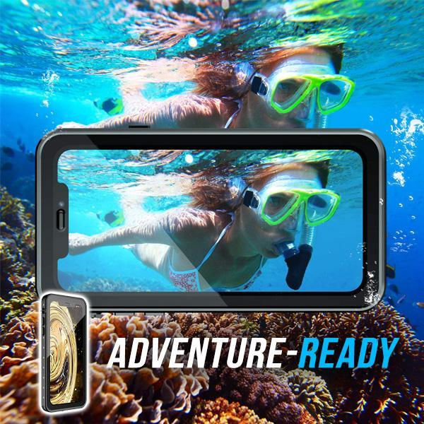 Ultimate Waterproof iPhone Case