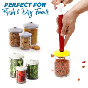Vacuum Jar Sealer Set