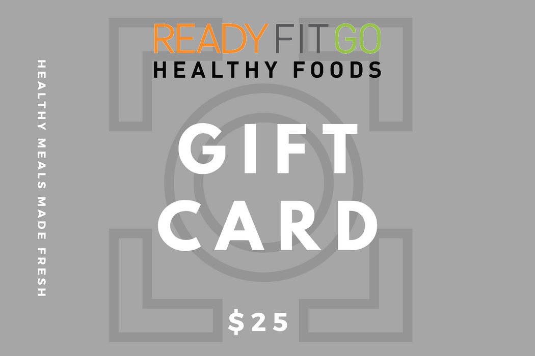 Ready Fit Go Gift Card