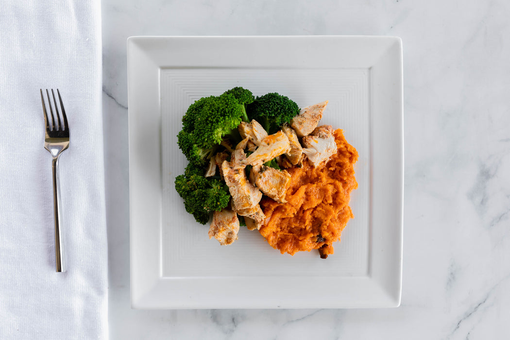 Sweet Potato Chicken