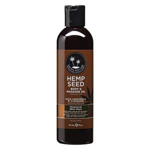 Huile de massage Hemp Seed - Dreamsicle