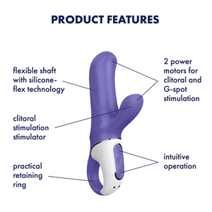 Satisfyer - Magic Bunny
