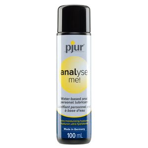 PJUR Analyse Me! - Base d'eau