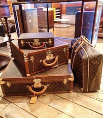 Louis Vuitton Vintage Luggage