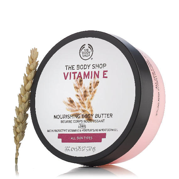 Vitamin E Body Butter