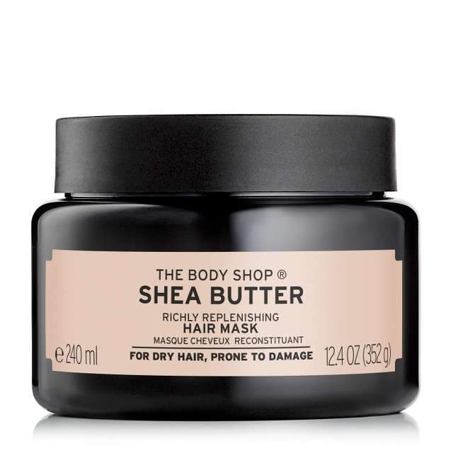 Shea Butter Richly Replenishing Hair Mask