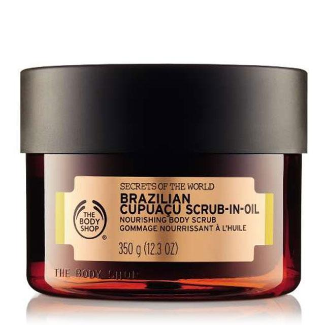 Spa Of The World™ Brazilian Cupuaçu Scrub-in-Oil