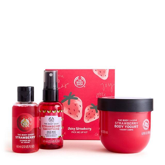 Juicy Strawberry Pick Me Up Kit