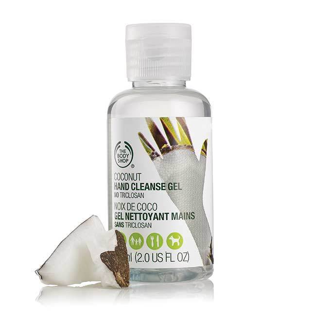 Coconut Hand Cleanse Gel
