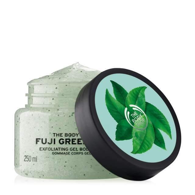 Fuji Green Tea™ Body Scrub