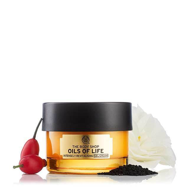 Oils of Life™ Intensely Revitalising Gel Cream