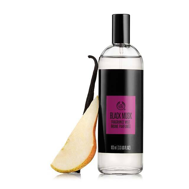 Black Musk Fragrance Mist