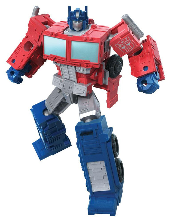 Transformers War for Cybertron: Kingdom Core Optimus Prime