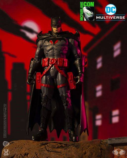 DC Multiverse Flashpoint Batman Action Figure