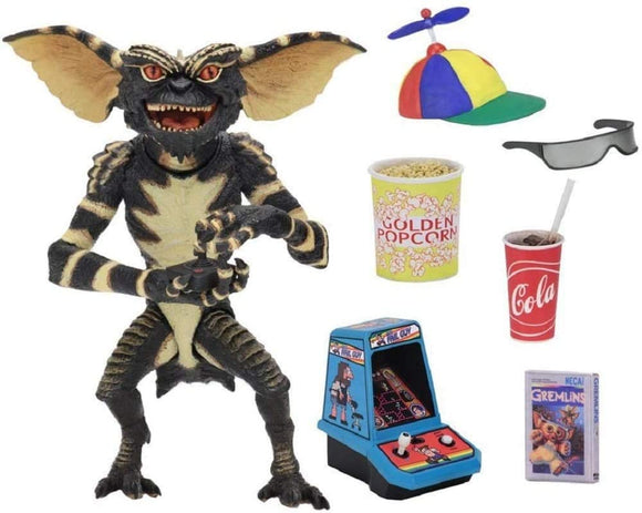 NECA Gremlins Ultimate Gamer Gremlin Action Figure