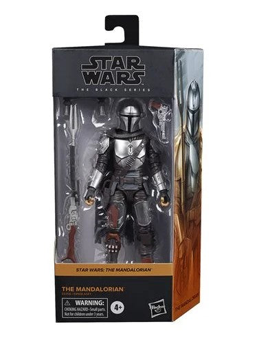 Star Wars The Black Series The Mandalorian (Beskar) Action Figure