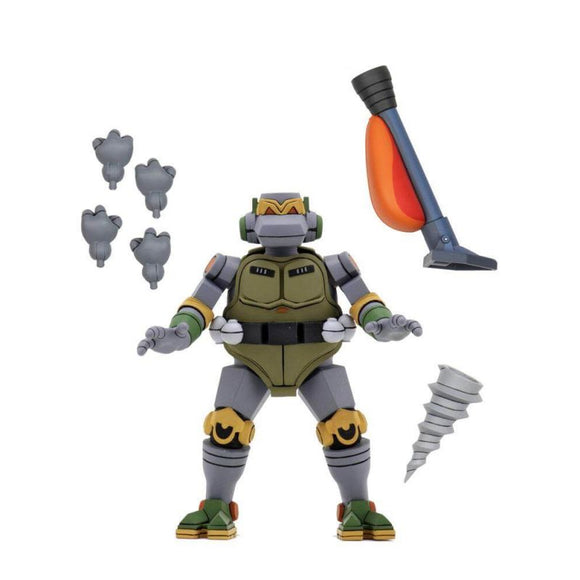NECA TMNT Teenage Mutant Ninja Turtles Metalhead Action Figure