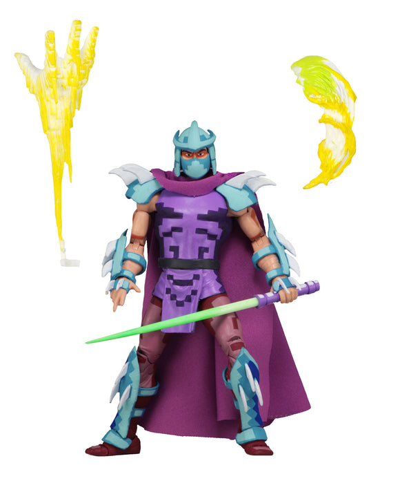 NECA TMNT Turtles in Time Super Shredder Action Figure
