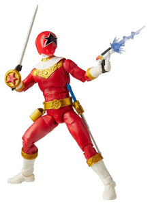 Power Rangers Lightning Collection Zeo Red Ranger Action Figure