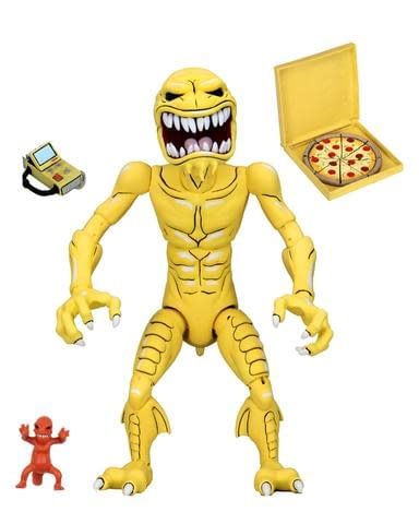 NECA Cartoon Ultimate Pizza Monster TMNT Movie Action Figure