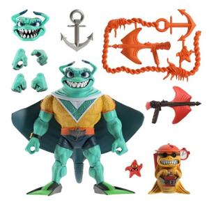 Super7 TMNT Ultimates Action Figure Ray Fillet