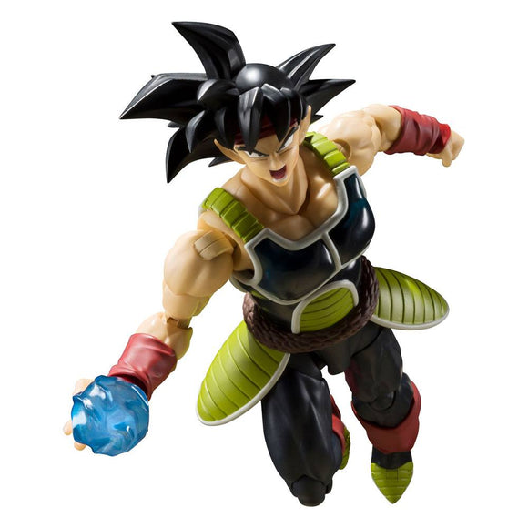 S.H. Figuarts Dragonball Z Action Figure Bardock