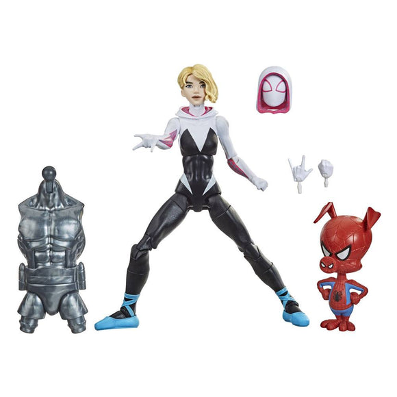 Marvel Legends Spider-Man: Into The Spider Verse Wave 1 Gwen Stacy