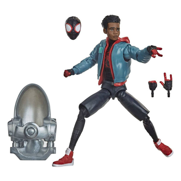 Marvel Legends Spider-Man: Into The Spider Verse Wave 1 Miles Morales