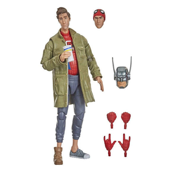 Marvel Legends Spider-Man: Into The Spider Verse Wave 1 Peter B. Parker