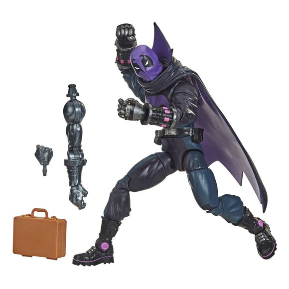 Marvel Legends Spider-Man: Into The Spider Verse Wave 1 Prowler