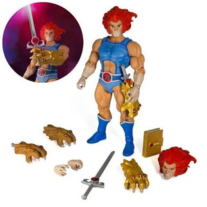 Super7 Thundercats Ultimates Lion-O Action Figure (Version 2)