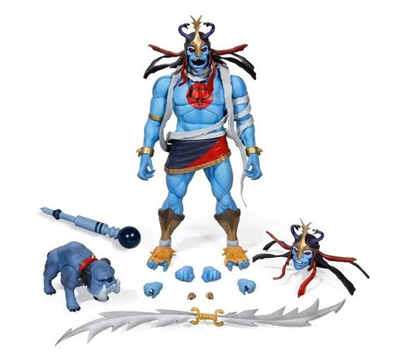 Super7 Thundercats Ultimates Mumm-Ra the Ever-Living and Ma-Mutt Action Figure
