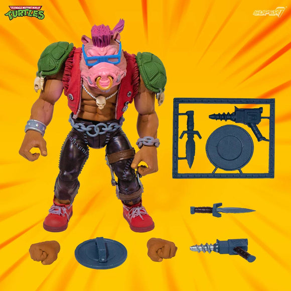 Super7 TMNT Ultimates Action Figure Bebop