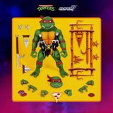 Super7 TMNT Ultimates Action Figure Raphael (Version 2)