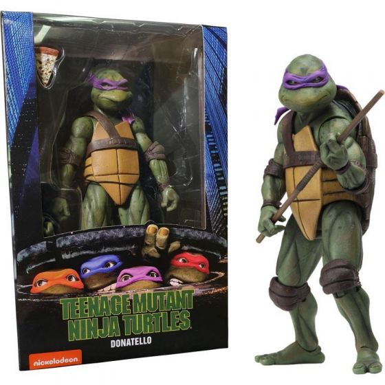 NECA Donatello TMNT Movie Action Figure