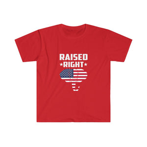 Men's Raised Right t-shirt