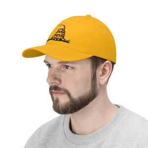 Dont Tread on me snake hat