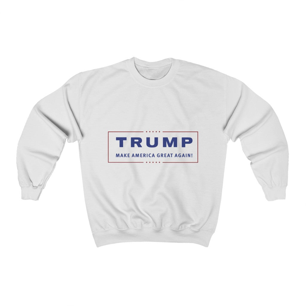 Trump 2020 Make America Great Again Crew neck Sweatshirt