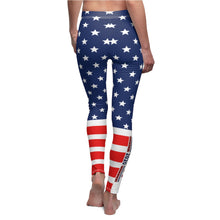 Load image into Gallery viewer, Trump 2020 American Leggings