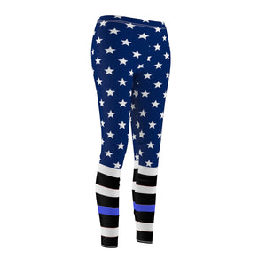 Womens police flsg leggings