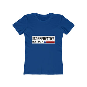 Women's Conservative Nation T-Shirt