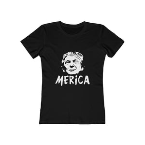 Women's Merica Trump T-Shirt