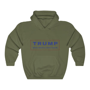 Trump 2020 Make America Great Again Hoodie