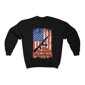 Second Amendment America SweatShirt