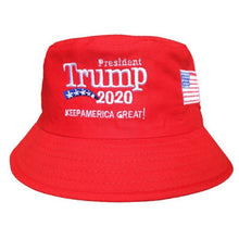 Load image into Gallery viewer, Trump 2020 Bucket Hat